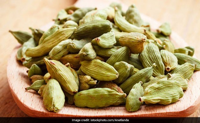 cardamom helps in dealing with cold