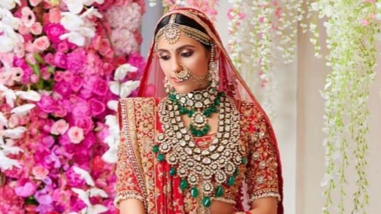 Shloka Mehta is stunning bride in unseen pictures from her wedding - Lifestyle News