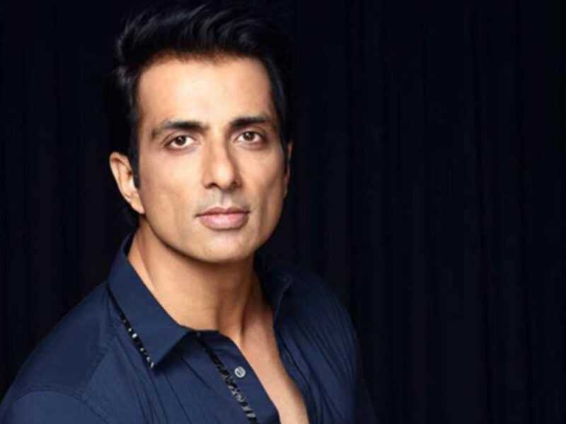 Sonu Sood promises to help a man reach his hometown for his wife's last rites   Hindi Movie News - Times of India