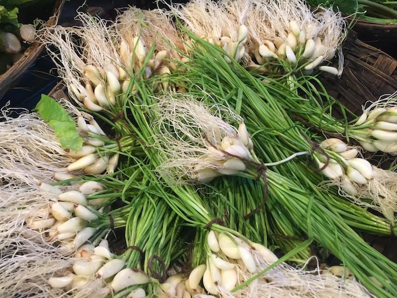 Leela Lasan (Green Garlic) Akoori by Anahita Ghista - Bawi Bride