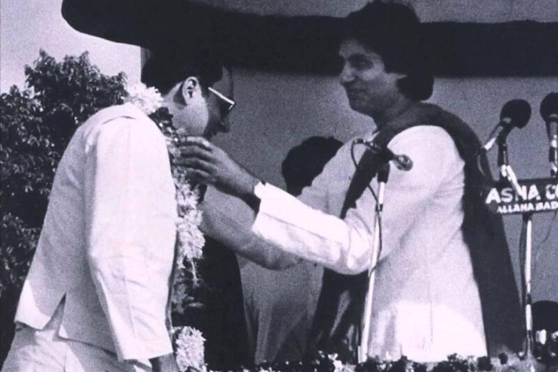 इंदिरा ने अमिताभ बच्चन को लेकर राजीव को दी थी ये चेतावनी। Indira Gandhi warning Rajiv Gandhi on Amitabh Bachchan entry in Politics