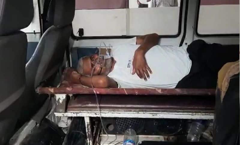 <p>कई ऐसे भी मरीज थे जो इस इादसे के समय हॉस्पिटल के बाहर कुर्सी और अपनी कार में सो रहे थे।&nbsp;</p>