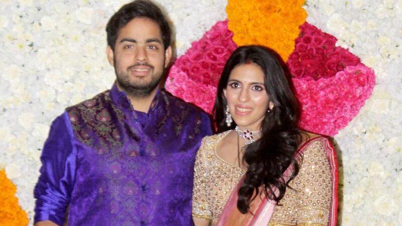 Akash Ambani and Shloka Mehta welcome a baby boy - Lifestyle News