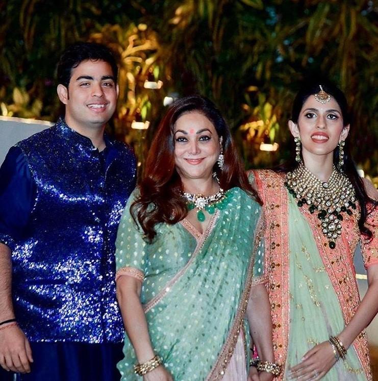 On first wedding anniversary, Nita Ambani's son Akash and daughter-in-law Shloka Mehta receive emotional note from Tina Ambani
