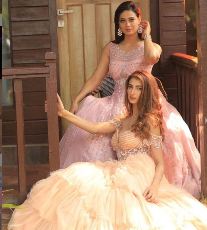 Shweta Tiwari and Palak Tiwari Work in rosie the saffron chapter movie