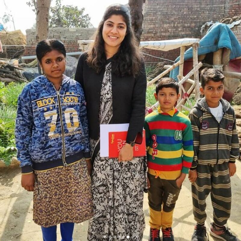 impact of condition of poor children