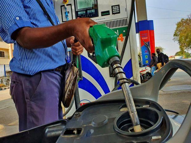 clean petrol